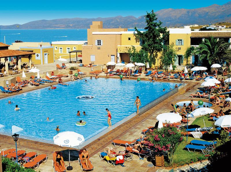 Hotel Silva Beach - Chersonissos - Heraklion Kreta